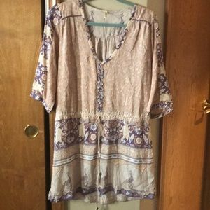 Spell and the gypsy converted romper